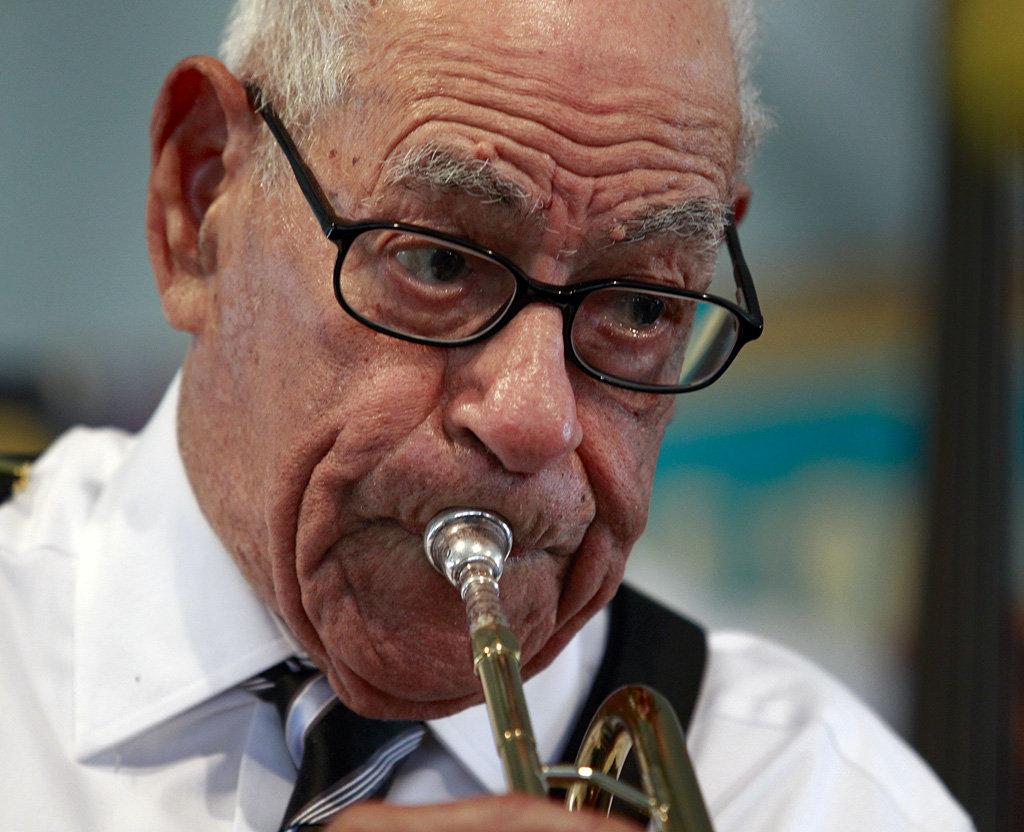 Lionel Ferbos, oldest New Orleans jazz musician, dies at 103