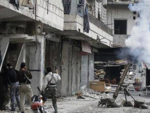 Syria rebels press bid to expel jihadists from Damascus area