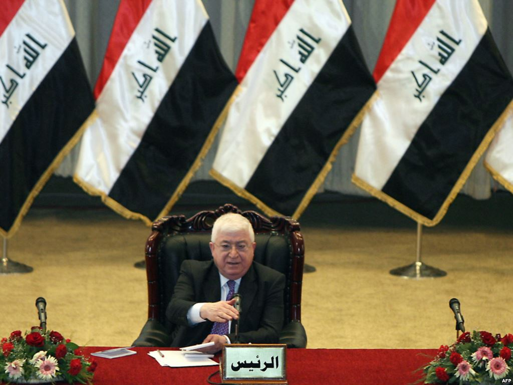 Iraq's new president Masum: thinker and fighter