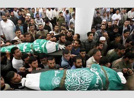 Gaza death toll passes 1,200 amid latest talk of truce