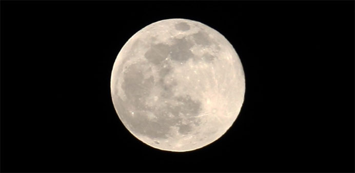 Riddle of bulging Moon solved at last