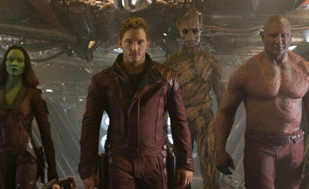 'Guardians of the Galaxy' set to take over US theaters