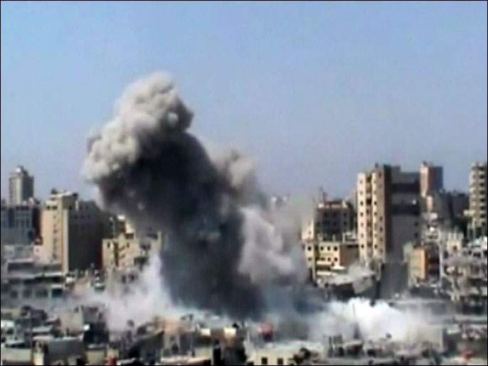 Attacks kill 44 in and near Damascus: NGO, agency
