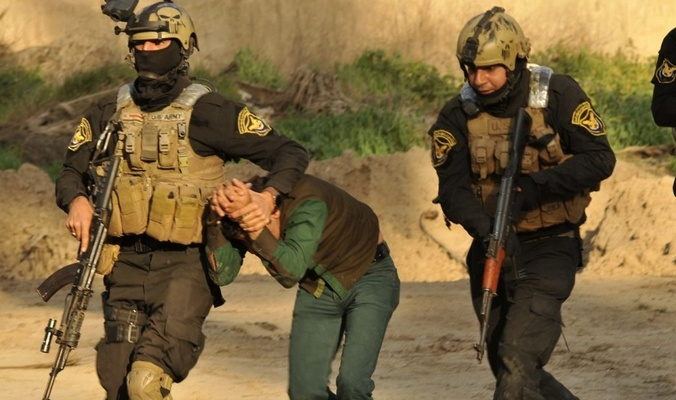Iraqi forces on offensive after breaking jihadist siege