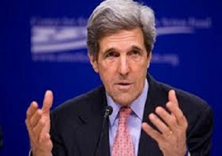 Kerry seeks Cairo's support for 'war' on jihadists