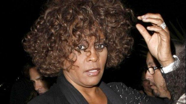 Whitney Houston live album due in November