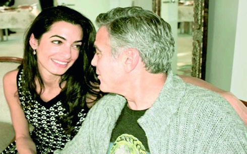 Venice girls in a tizz ahead of Clooney wedding