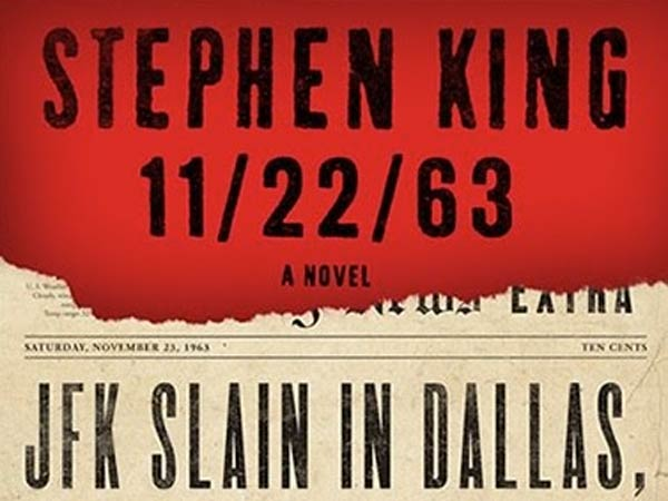 Hulu orders TV version of Stephen King's JFK novel