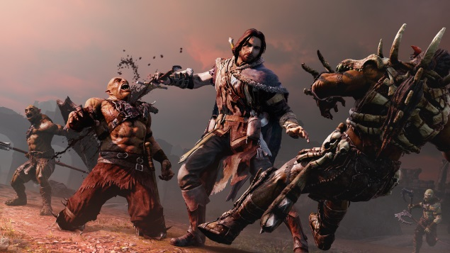 "Hobbit fans step into ""Shadow of Mordor"" video game"