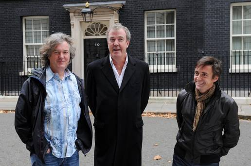 'Top Gear' crew flee Argentina after 'Falklands' stoning