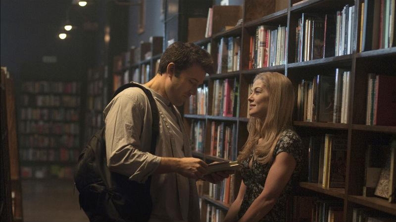 """""""Gone Girl"""" surfaces at top North American box office"""