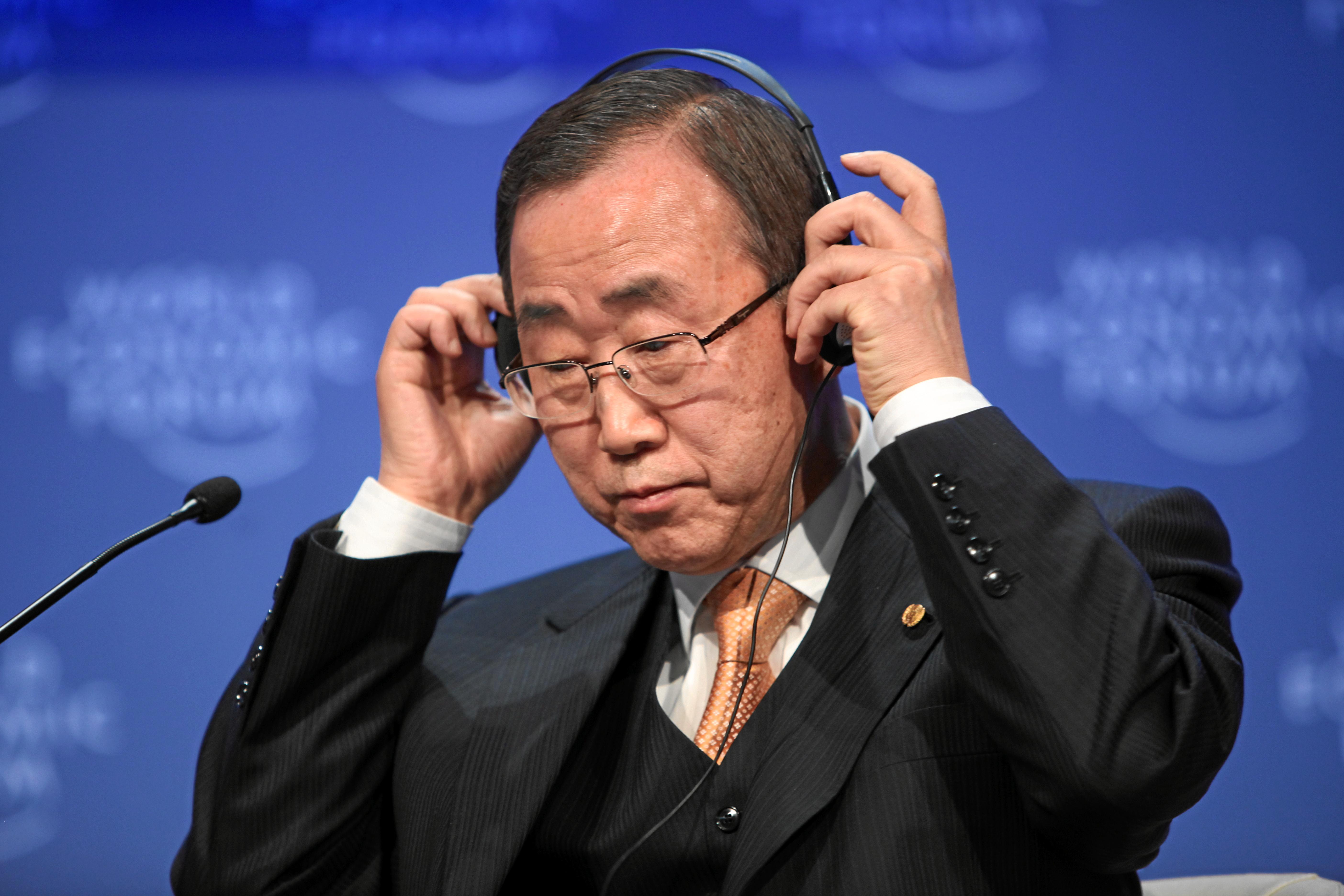 UN's Ban urges probe into Gaza school shelling
