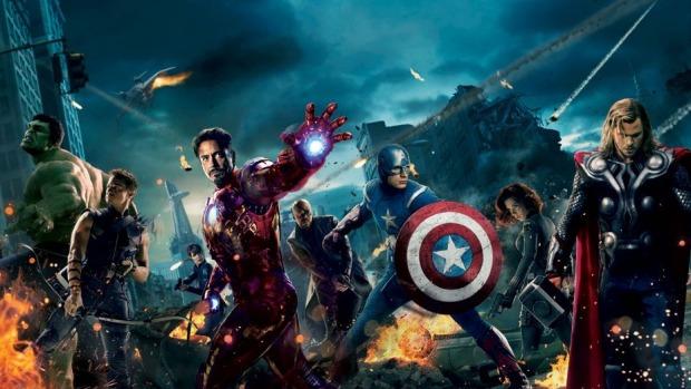 Marvel unveils huge slate of new superhero films