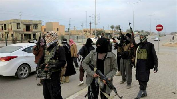 IS jihadists carry out mass killings of Iraqi tribe