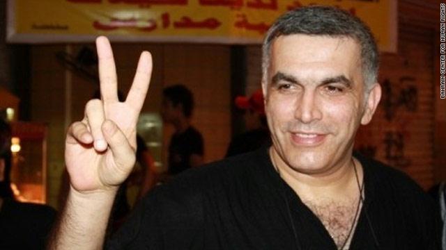 Bahrain activist Nabeel Rajab freed as trial adjourned