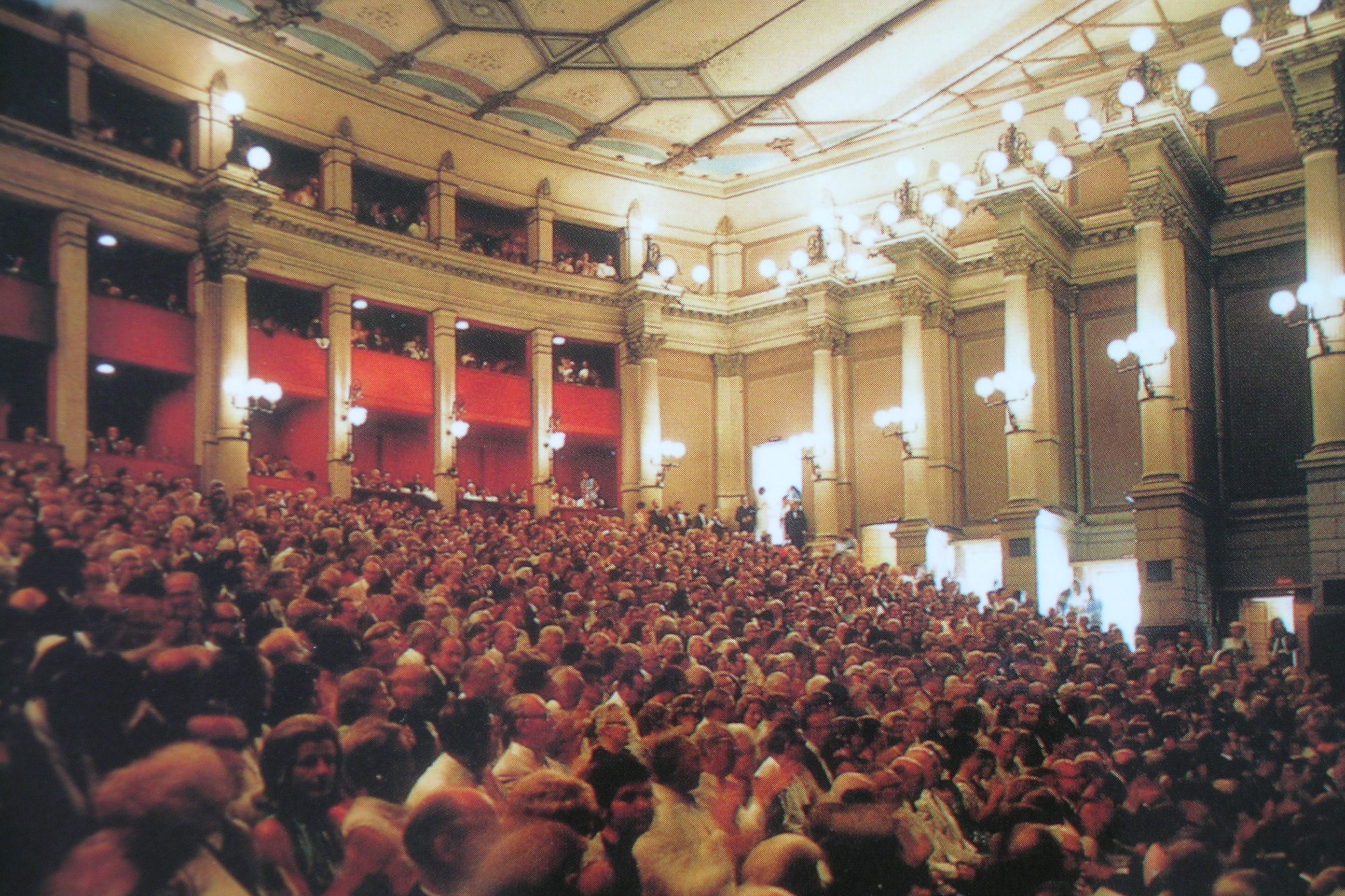 German performance artist out of prestigious Bayreuth Festival