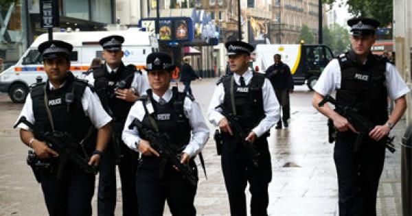 UK police chief claims '4 or 5' terror plots foiled