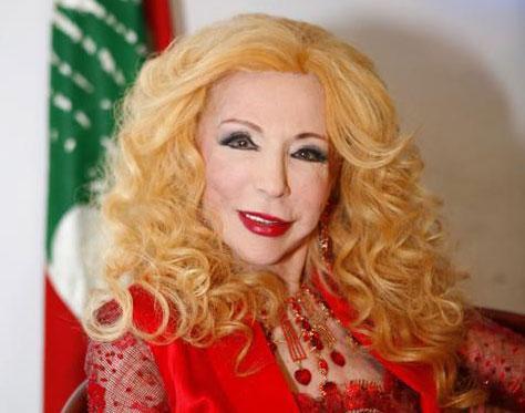Lebanon mourns legendary 'songbird' Sabah