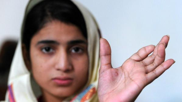 Malala vows to fight on as she shares Nobel Peace Prize