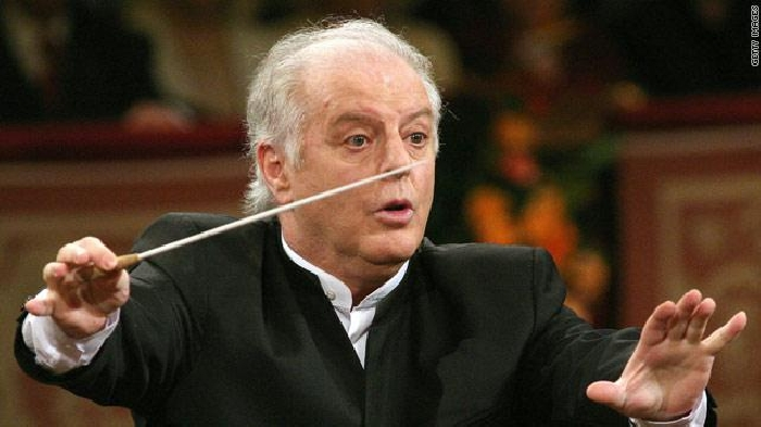 Barenboim rips 'badly educated' fans at La Scala over cameras