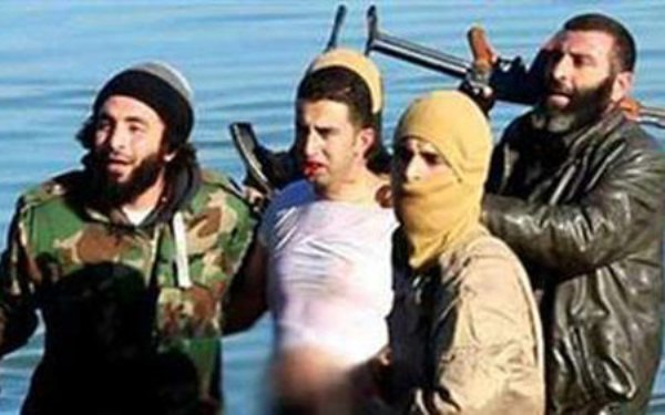 IS captures Jordanian pilot after plane crashes over Syria