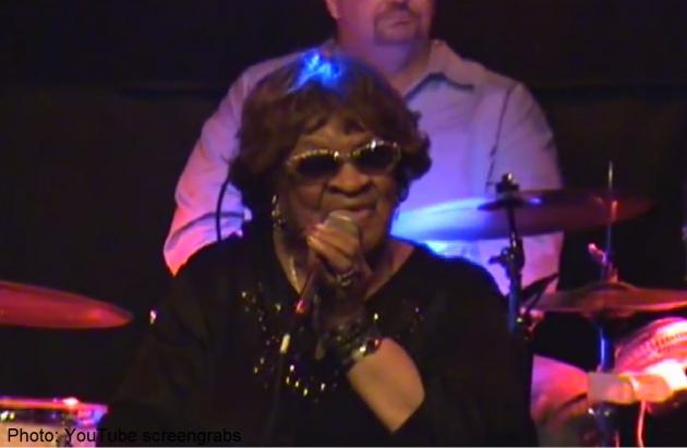 Death of Alberta Adams, 'last of post-WWII blues singers'
