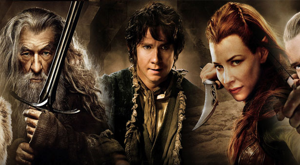 'The Hobbit' stays on top at N. American box office