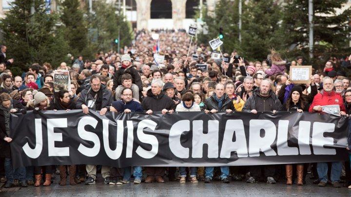 Special Asterix cartoons to honour Charlie Hebdo dead