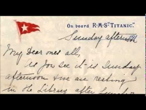 Titanic survivor letter up for auction in US