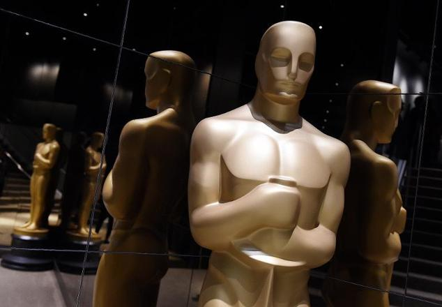 Too white, too male: Oscars accused over nominees