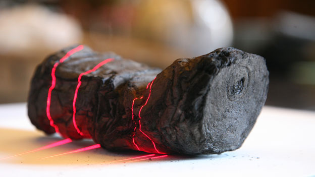 Ancient scrolls scorched by Vesuvius may be read again