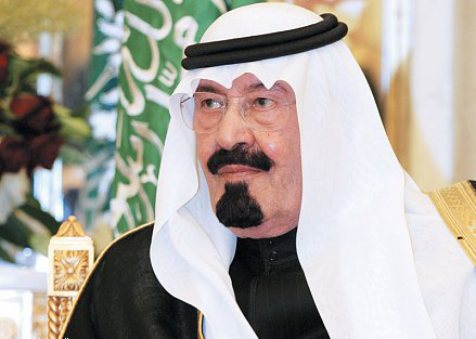 Saudi state television : King Abdullah bin Abdulaziz al Saud has died