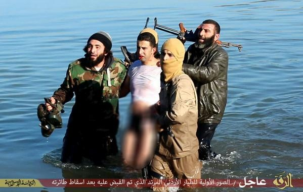 Islamic State issues new threat to kill Jordanian pilot