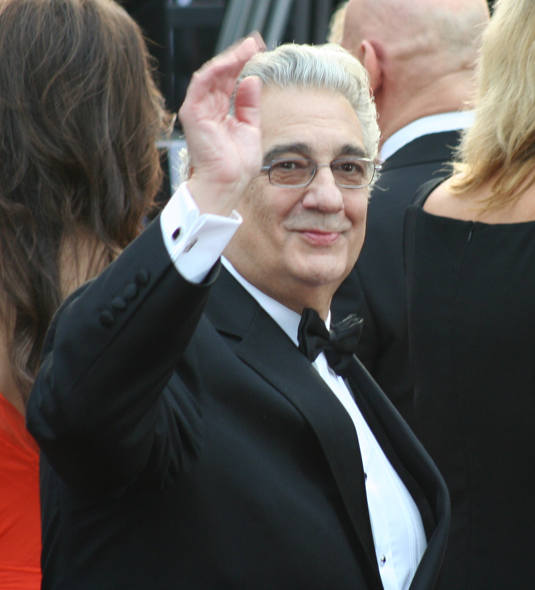 Placido Domingo revives Woody Allen Puccini opera