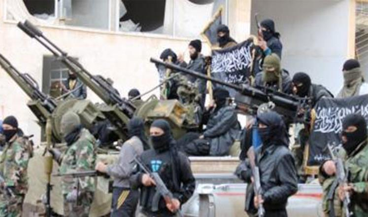 Qaeda group launches assault on Western-backed Syria rebels