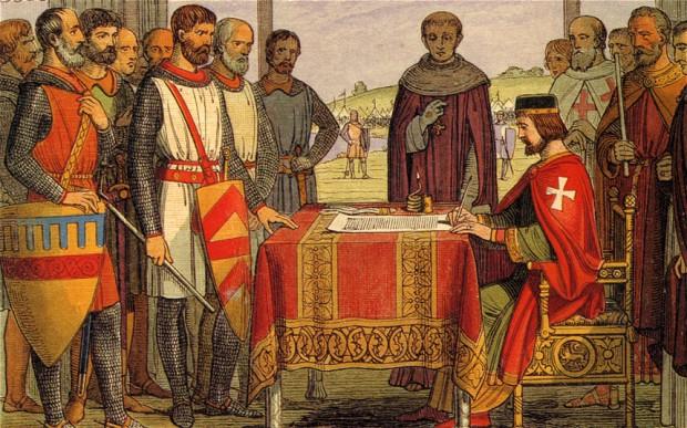 Magna Carta originals unite for 800th anniversary