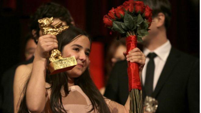 Iran's Panahi wins Berlin film fest Golden Bear top prize