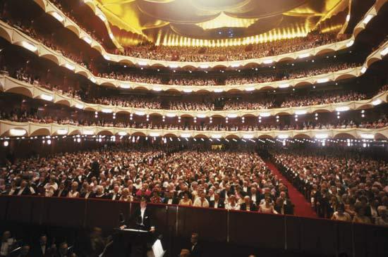 NY Philharmonic to debut opera on Europe tour