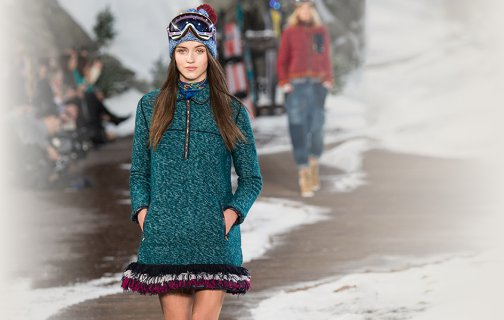 Hilfiger's fashion empire mines 'best of America'
