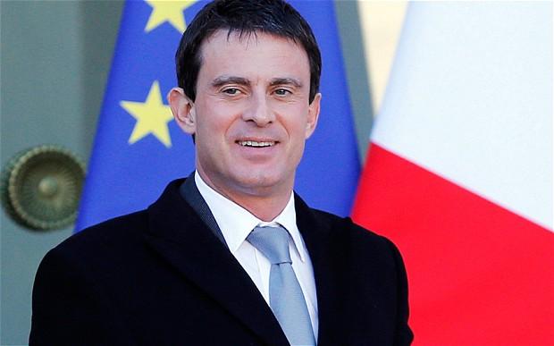 Jihadists in Libya 'direct threat' to Europe: French PM