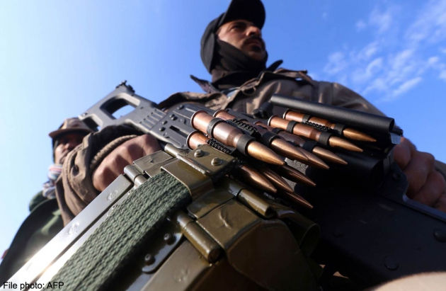 Iraq launches major assault to retake Tikrit from IS
