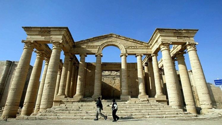 Destruction of Iraq heritage by IS jihadists