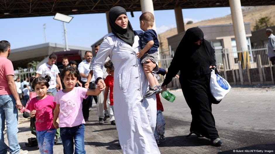 Aid workers voice frustration as Syria conflict enters 5th year
