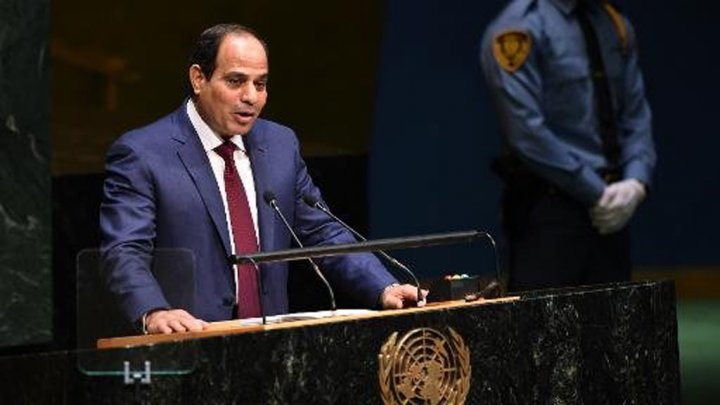 Egypt secures billion in investment at key conference for Sisi