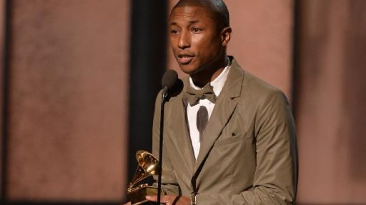 Pharrell Williams teams with street artist for ballet film on French riots