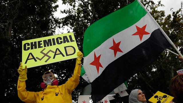 Syria destroys three chemical weapons sites