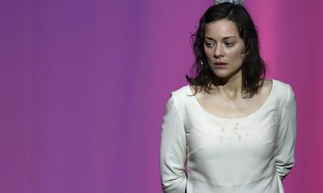 Oscar-winning Cotillard to take Joan of Arc to New York