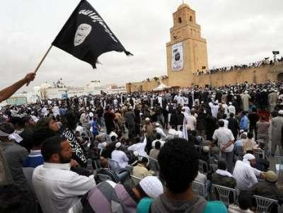 Tunisians march against extremism after museum massacre