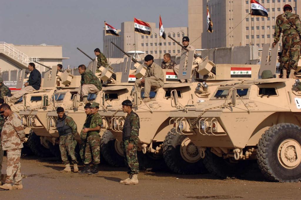 Iraq hails Tikrit 'liberation' after month-long battle