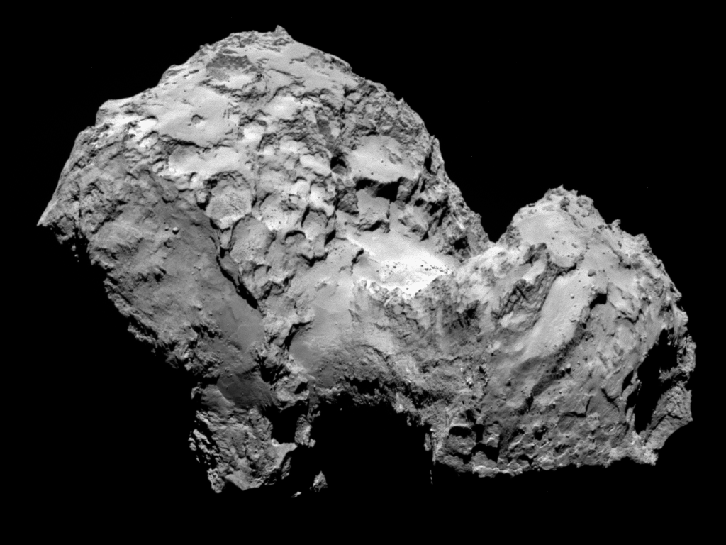 Scary times for Europe's comet-chaser Rosetta